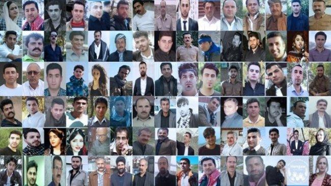 Hengaw: Ocak ayında İran güvenlik güçleri 105 Kürt vatandaşı gözaltına aldı