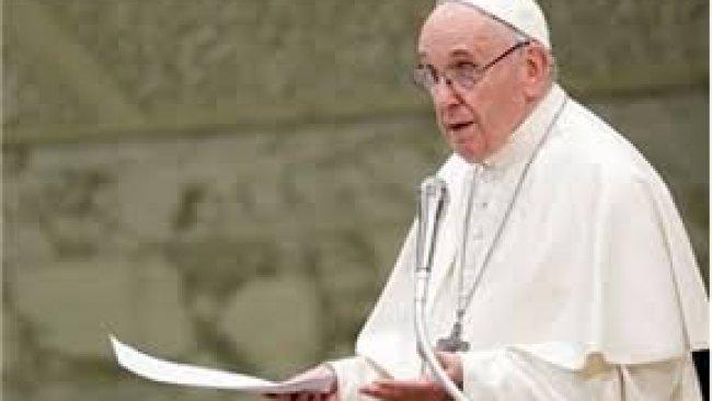 Papa'dan bir ilk: Kadın müsteşar atadı
