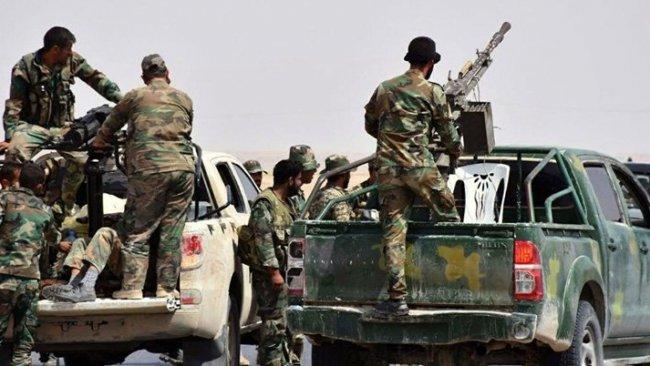 Suriye rejim güçleri ve SMO arasında çatışma