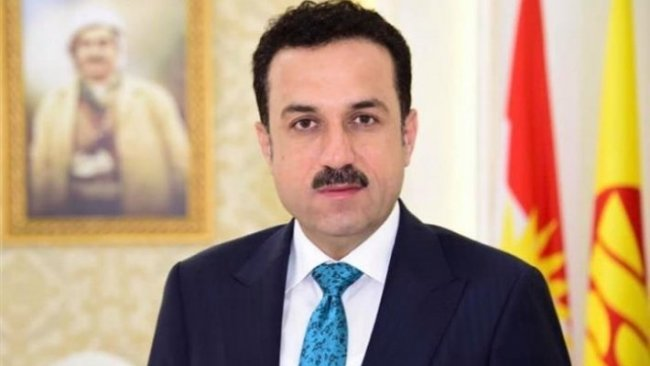 Erbil'in yeni valisi Umêd Xoşnaw oldu