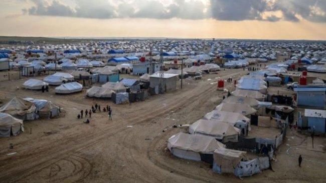 BM, Rojava kamplarındaki vatandaşlarını ülkeye almayan İsveç'i 'utanç listesi'ne ekledi