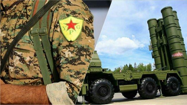 Türkiye'den ABD'ye S-400'ler konusunda 'YPG' şartı