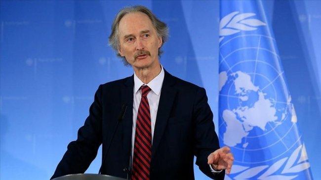 BM'den 'Suriye Anayasa Komitesi' mesajı