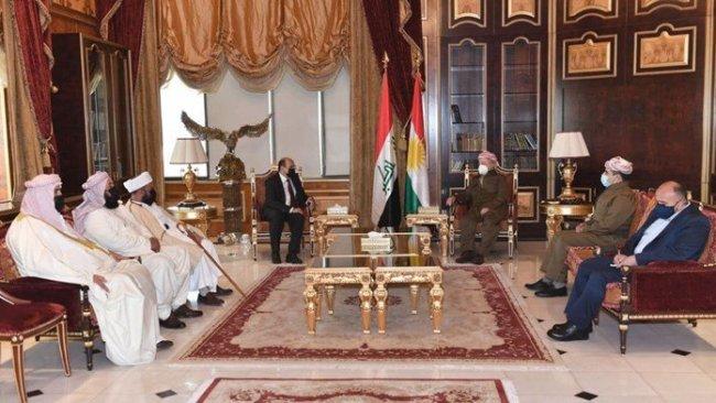 Başkan Barzani: Ezidiler birliğini korumalı