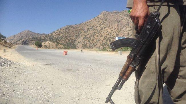 'PKK, Kürdistan Bölgesi sınırında gümrük noktaları kurdu'