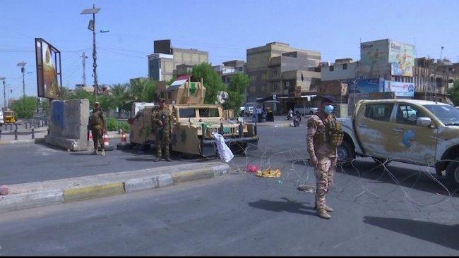 Irak'ta kısmi sokağa çıkma yasağı