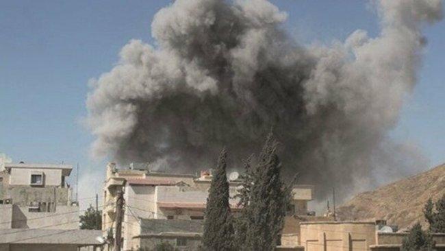IŞİD'e ait bomba yüklü araçta patlama: 21 IŞİD'li öldü