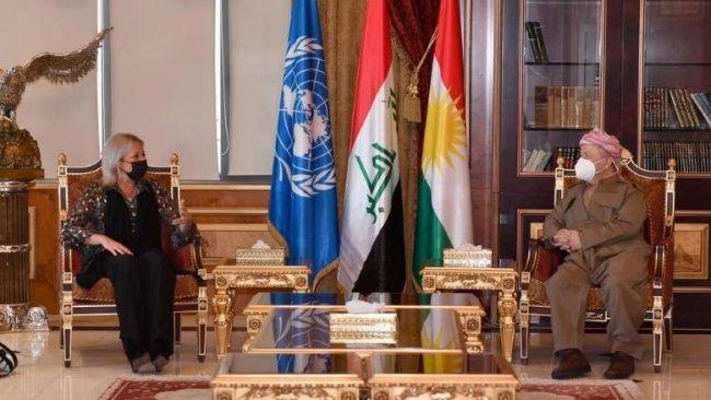 Başkan Barzani: Anayasa olduğu gibi uygulansaydı sorun yaşanmazdı