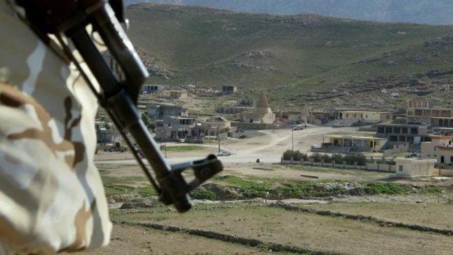 Irak Ortak Operasyonlar Komutanlığı'ndan 'Şengal' açıklaması
