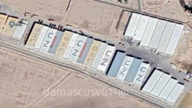 İran, BM konteynerlerini silah depolamak için kullanıyor
