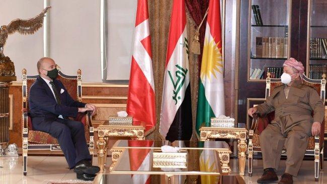 Başkan Barzani'den 'anayasa' vurgusu