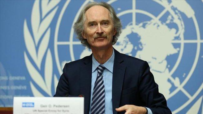 BM: Suriye'de iki ülke arasında işbirliği olacağını umuyoruz