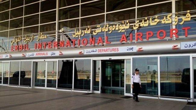 Erbil Havalimanı'nda uçuşlar normale döndü