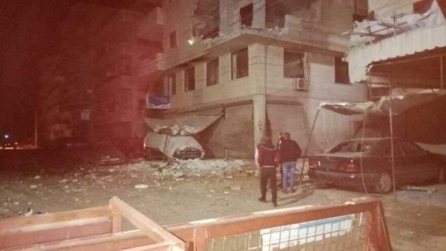 Afrin'de roketli saldırı: 13 yaralı