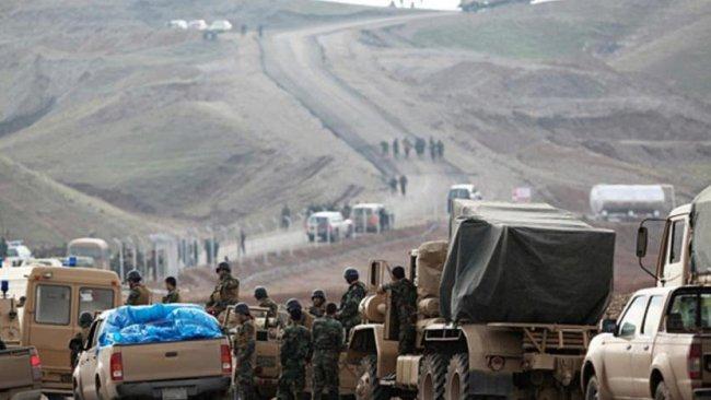 Irak'tan Şengal'e harekât hazırlığı