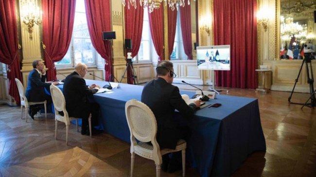 4 ülkeden ortak Erbil açıklaması
