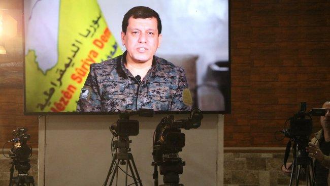 Mazlum Abdi: Kürt tarafları arasındaki anlaşmazlıklar yakın bir zamanda çözülecektir!