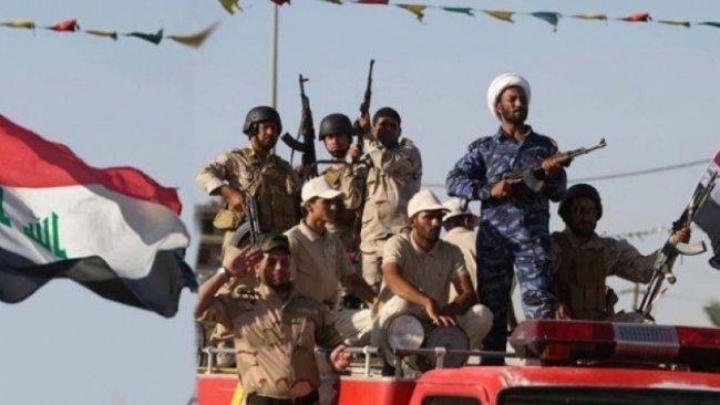 Haşdi Şabi'den Mahmur'a askeri yığınak