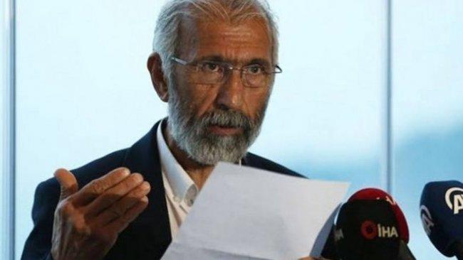 Öcalan'ın mektubunu açıklayan Ali Kemal Özcan: 20 Haziran'dan sonra görüşebilsem 16 vatandaşımız ailesiyle birlikte olurdu