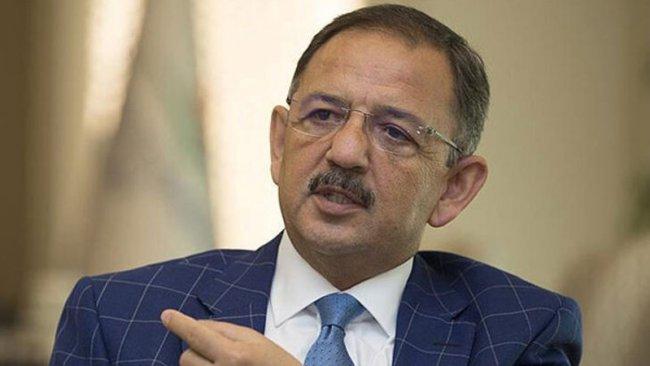 AK Partili Özhaseki: 'Lanet olsun onların oy kaygısına' demek istedim
