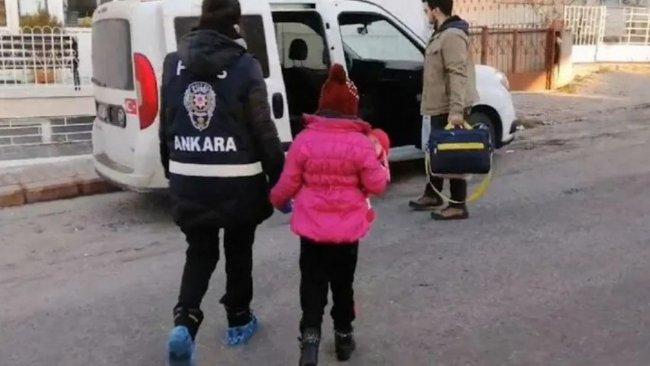 Ankara'da IŞİD operasyonu: 7 yaşındaki Ezidi kız kurtarıldı