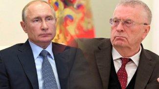 Putin ve Jirinovskiy, Türklere 'barbar' dedi