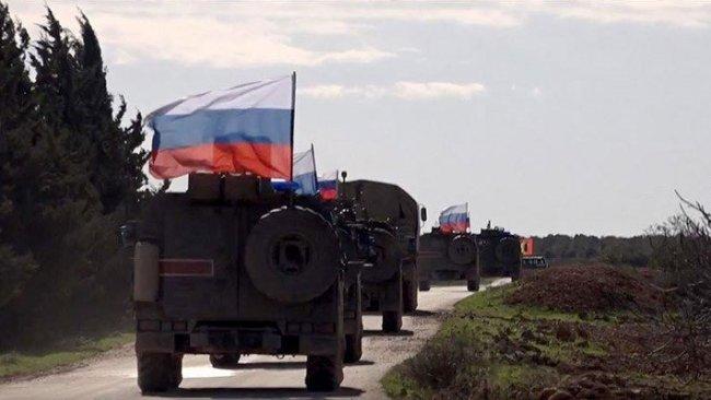 Rus askerleri Ayn İsa'daki askeri üsse geri döndü