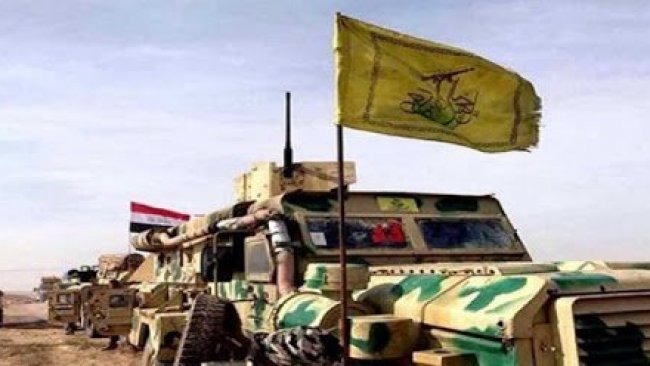 Haşdi Şabi'den Şengal'e askeri takviye