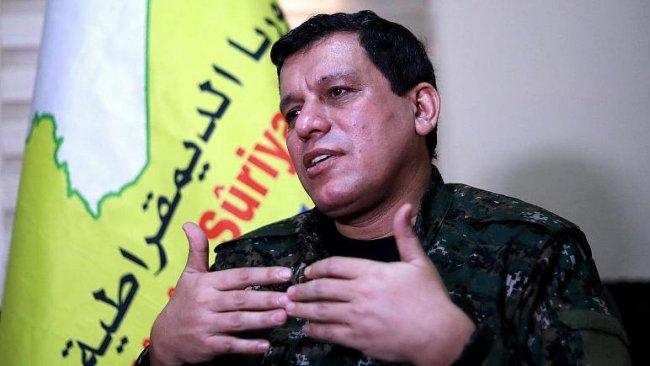 Mazlum Kobane: Kürtler Trump döneminde büyük bedeller ödedi