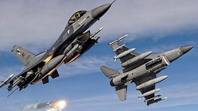 ABD'den Suriye'de İran destekli milislere hava saldırısı