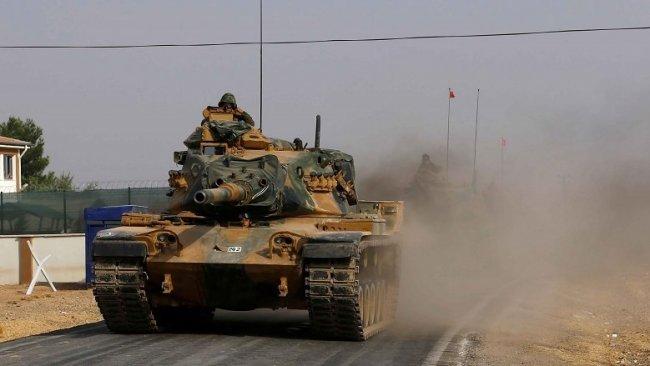 İdlib'te TSK'ya ait zırhlı araca saldırı