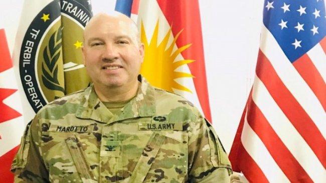 Koalisyon Sözcüsü: Kürdistan Bölgesi ve Peşmerge Güçleri ortaklığımıza bağlıyız