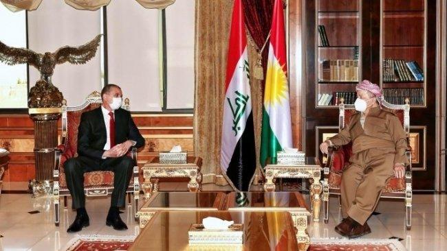 Başkan Barzani, Irak İçişleri Bakanı ile görüştü
