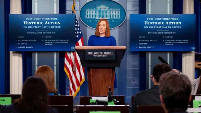 Beyaz Saray: ABD'nin İran'a bağlı milislere hava saldırısı açık bir mesaj