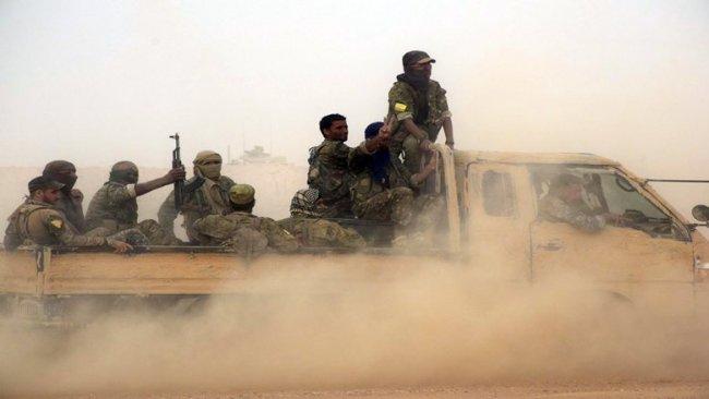 DSG ile İran destekli milisler arasında çatışma!