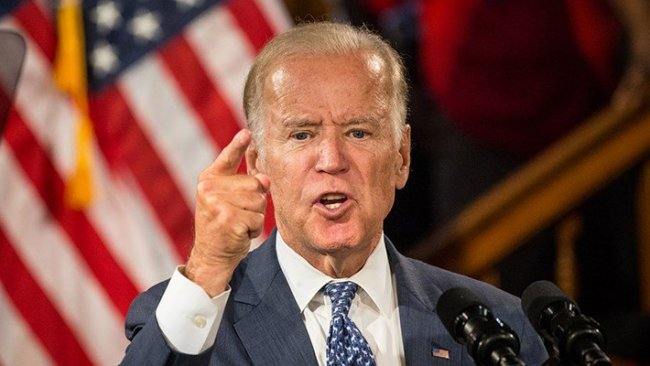 Biden: Suriye'deki saldırının talimatını ben verdim