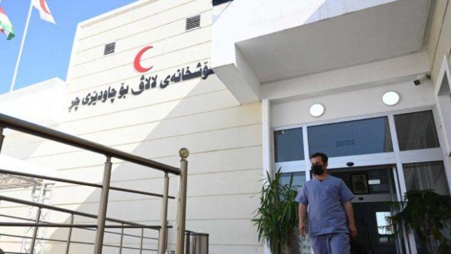 Erbil'de en büyük yoğun bakım hastanesi kuruldu
