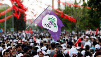 HDP'den 'alternatif Kürt partisi kurulacak' iddialarına ilişkin açıklama