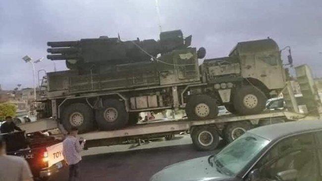 ''Libya'da el konulan Rus hava savunma sistemi Türkiye'ye getirildi'' iddiası