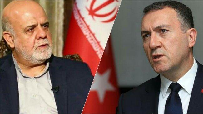 Türkiye'den İran'a 'Şengal' yanıtı
