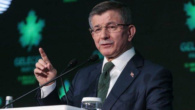 Ahmet Davutoğlu: 90'larda ne oluyorsa bugün de o oluyor