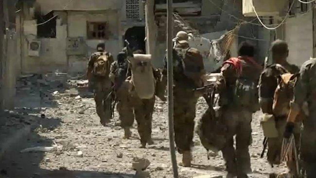 Arap medyası: Haşdi Şabi ile PKK anlaşma yaptı
