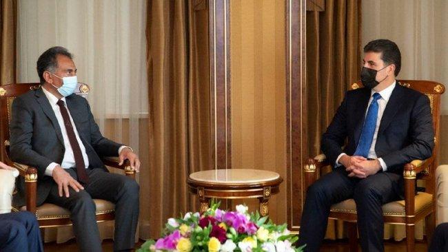 Başkan Neçirvan Barzani: Papa'nın ziyareti tarihi bir gelişme