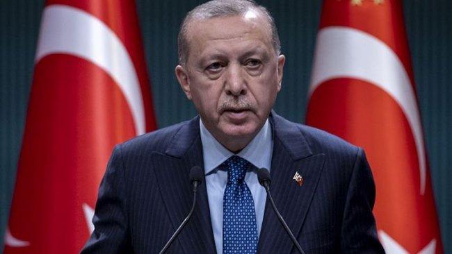 Erdoğan 'İnsan Hakları Eylem Planı
