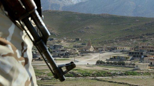'Haşdi Şabi, Şengal'de meşru olmayan grupları silahlandırıyor'