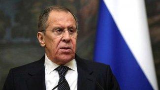 Lavrov: ABD'nin yaptırımlarına sessiz kalmayacağız