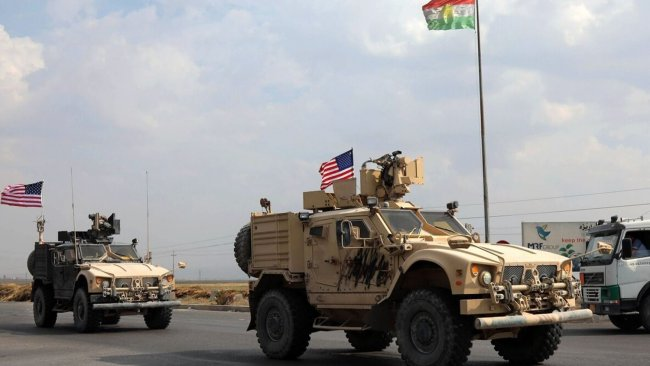 ABD, Dohuk'ta üs kuruyor