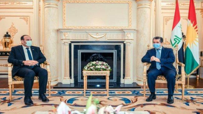 Başbakan Barzani: Suriye'de Kürtlerin meşru talepleri karşılanmalı