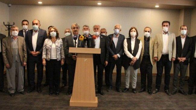 HDK ve Kürdistani İttifak Çalışması