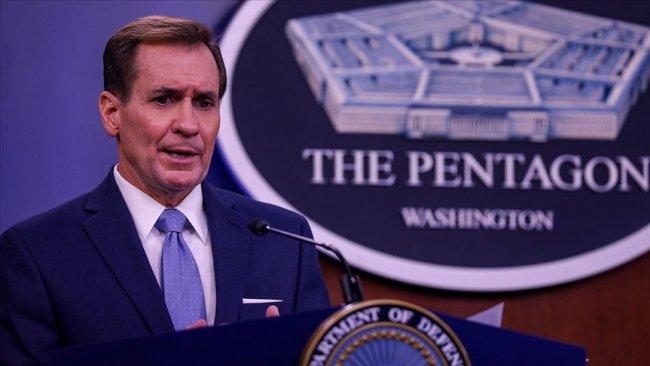 Pentagon'dan Ayn el-Esed üssüne yönelik saldırıya ilişkin açıklama